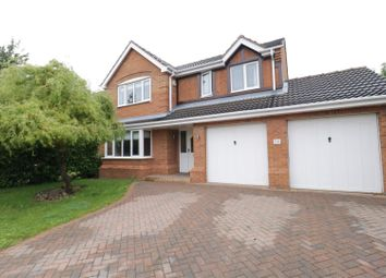 Thumbnail 4 bed detached house for sale in Hollygrove, Goldthorpe, Rotherham