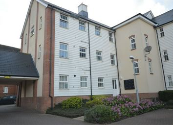 Thumbnail 2 bedroom flat for sale in Nightingale Mews, Woodpecker Way, Costessey, Norwich