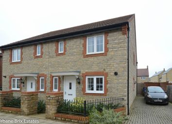 3 bed semi-detached house for sale in Ascot Way Chesterton, Bicester OX26