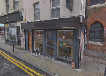 Thumbnail Restaurant/cafe to let in Fashion Street, London