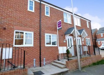 Thumbnail 2 bed mews house for sale in Brimstone Road, Winsford, Cheshire