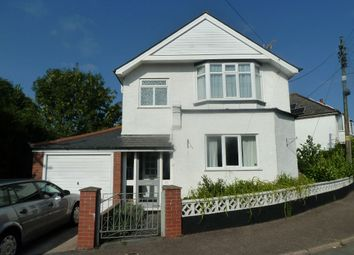 Thumbnail 4 bed detached house to rent in Holland Road, Exmouth