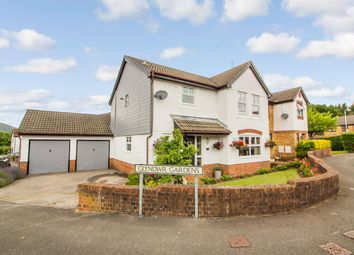Thumbnail 4 bed detached house for sale in Glyndwr Gardens, Ysbytty Fields, Abergavenny