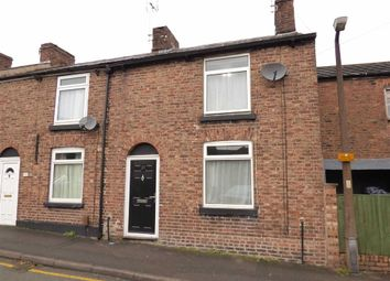 Thumbnail 2 bed terraced house for sale in Pearle Street, Macclesfield, Cheshire