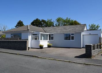 Thumbnail 4 bed detached bungalow for sale in Polgine Close, Troon, Camborne