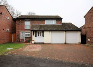 Thumbnail 4 bedroom detached house for sale in Hawkesbury Drive, Calcot, Reading, Berkshire