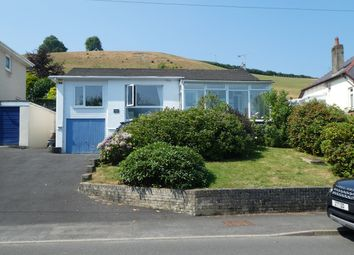 Thumbnail 3 bed detached bungalow for sale in Panteg Road, Aberaeron