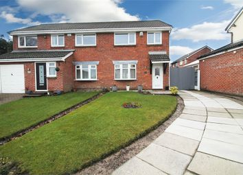Thumbnail 3 bed semi-detached house for sale in Bramley Road, Sharples, Bolton, Lancashire