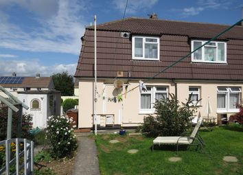 Thumbnail 2 bed flat for sale in Ham Drive, Ham, Plymouth