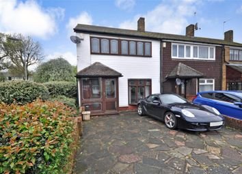 Thumbnail 3 bed end terrace house for sale in Great Mistley, Basildon, Essex