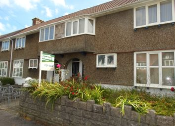Thumbnail 4 bed terraced house for sale in Maple Cres, Sketty