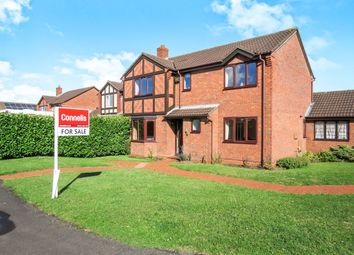 Thumbnail 4 bed detached house for sale in Ryknild Street, Lichfield