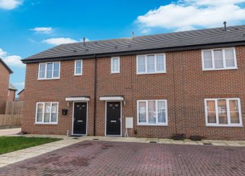 Thumbnail 2 bed terraced house for sale in Wycombe Road, Leicester