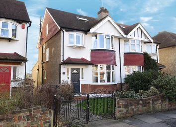 Thumbnail 4 bed semi-detached house for sale in Latchmere Road, Kingston Upon Thames, Surrey
