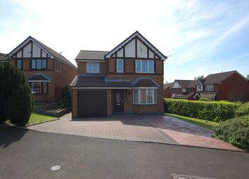 Thumbnail 3 bed detached house for sale in Meadowbank, Ashton-Under-Lyne