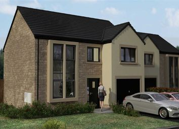 Thumbnail 4 bed detached house for sale in Dinting Road, Glossop, Derbyshire