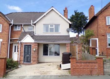 Thumbnail 3 bed semi-detached house for sale in Reservoir Street, Alumwell, Walsall