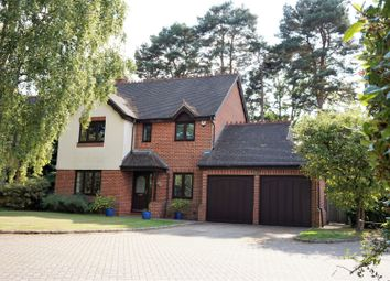 4 bed detached house for sale in Chivers Drive, Wokingham RG40