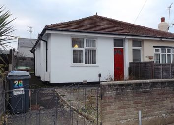 Thumbnail 2 bed semi-detached bungalow to rent in Kelvin Road, Thornton Cleveleys
