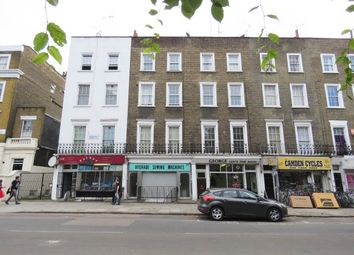 Thumbnail 2 bed flat to rent in Eversholt Street, Camden, London