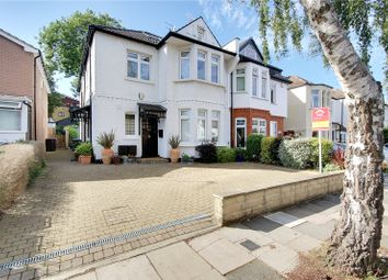 Thumbnail 3 bed maisonette for sale in Chase Court Gardens, Enfield, Greater London