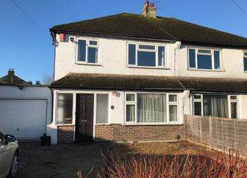 3 bed semi-detached house for sale in The Drive, Horley RH6