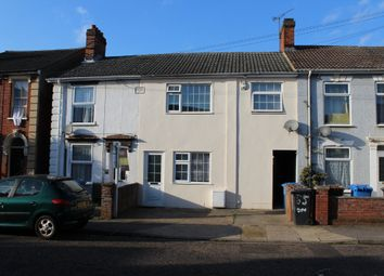 Thumbnail 4 bedroom terraced house for sale in Hampton Road, Ipswich