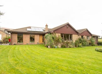 Thumbnail 4 bed detached house for sale in Abernethy, Perth