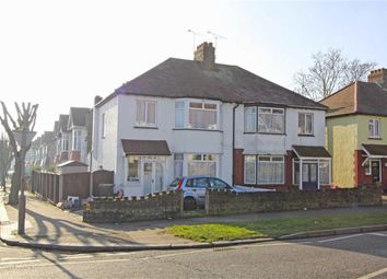 Thumbnail 3 bed semi-detached house for sale in Woodgrange Drive, Southend On Sea, Essex