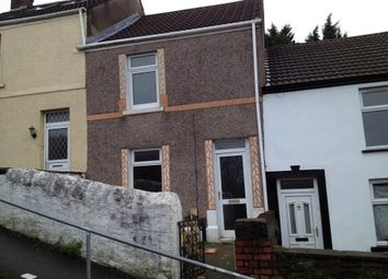 Thumbnail 2 bed terraced house to rent in Baptist Well Place, Swansea