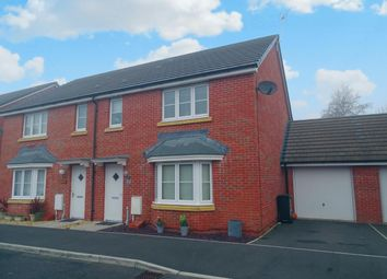 Thumbnail 3 bedroom property to rent in Maplewood, Langstone, Newport