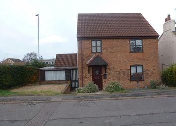 Thumbnail 3 bed detached house to rent in Old Lynn Road, Wisbech