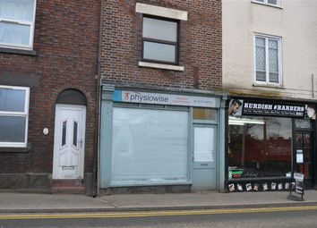 Retail premises to let in Ashbourne Road, Leek, Staffs ST13