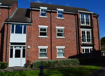 Thumbnail 2 bed flat for sale in The Maltings, Off Chesterfield Road, Lichfield, Staffordshire