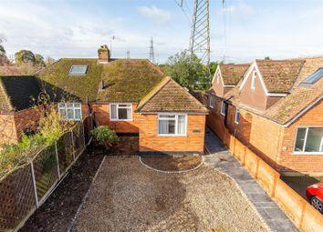 Thumbnail 3 bed semi-detached bungalow for sale in Rectory Lane, Byfleet, West Byfleet