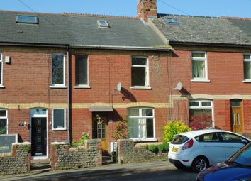 Thumbnail 2 bedroom terraced house for sale in Lavernock Road, Penarth