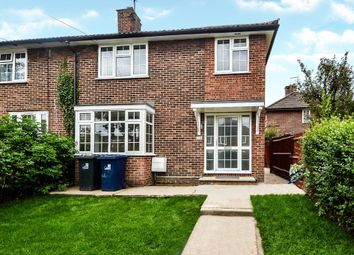 Thumbnail 3 bed end terrace house for sale in Templeman Road, London