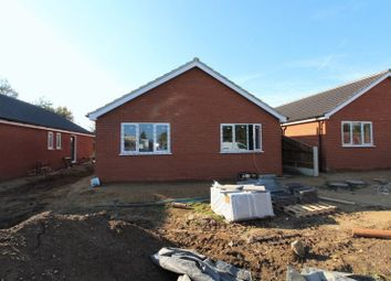 Thumbnail 3 bed detached bungalow for sale in St. Thomas's Road, Hemsby, Great Yarmouth