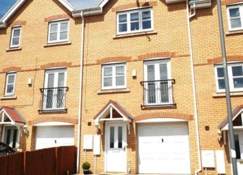 Thumbnail 4 bed terraced house to rent in Fairfield Grove, Murton, Seaham