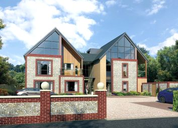 Thumbnail 2 bedroom flat for sale in Station Road, Rustington, West Sussex