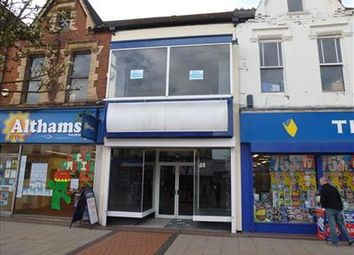 Thumbnail Retail premises to let in 92, High Street, Scunthorpe, North Lincolnshire