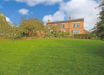 Thumbnail 6 bed equestrian property for sale in Rogues Lane, Hinckley, Leicestershire