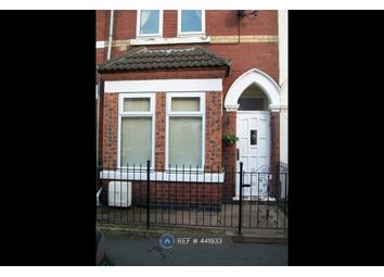 Thumbnail 3 bed terraced house to rent in Broughton Avenue, Doncaster