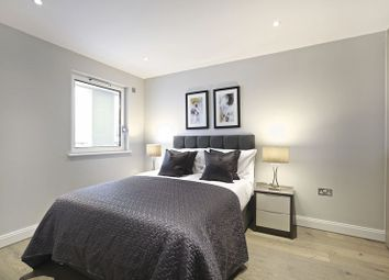 Thumbnail 1 bed flat to rent in Regency Street, London