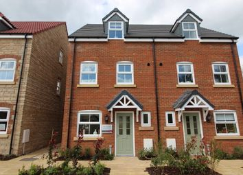 Thumbnail 4 bed town house for sale in Newland Homes The Randolph, Randolph Avenue, Yate