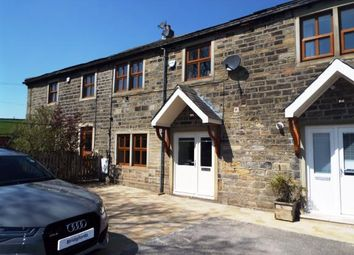 Thumbnail 3 bed barn conversion for sale in Hollin Hall Farm, Long Causeway, Denholme, West Yorkshire