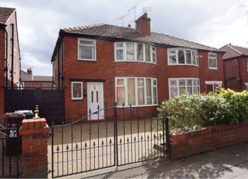Thumbnail 3 bed semi-detached house for sale in Mauldeth Road, Manchester
