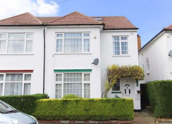 Thumbnail 4 bed semi-detached house to rent in Durham Road, North Harrow, Harrow