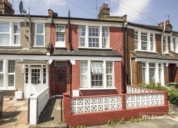 Thumbnail 3 bedroom terraced house to rent in Brampton Road, London