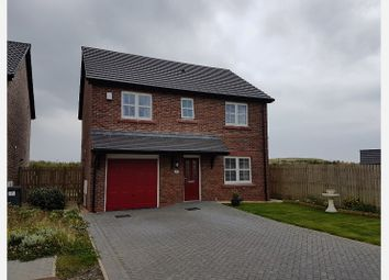 Thumbnail 4 bed detached house for sale in Waters Edge Close, Whitehaven